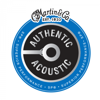 Martin&Co Authentic Acoustic Superior MA535 Phosphor Bronze 11 Custom Light